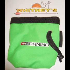 Bohning Company, LTD Bohning Accessory Bag, NEON GREEN- 16593