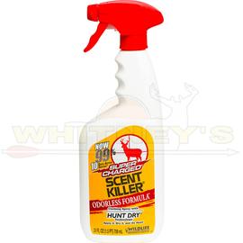 Wildlife Research Center Wildlife Research Center - Super Charged Scent Killer Spray - 24 fl. oz.-555