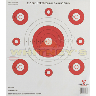 .30-06 Outdoors .30-06 Outdoors-E-Z Sighter R/P Target 20 Ct.