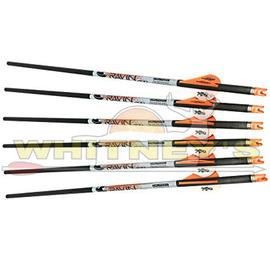 Ravin Crossbows LLC Ravin Crossbow Bolts W/Orange Nocks .001, 6PK- R139