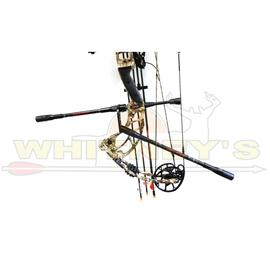 Conquest CF .500 Complete Hunter Bars W/Smac 15F - 12B Matte Black