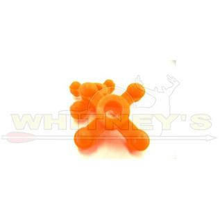 BowJax Inc. BowJax Orange MaxJax Dampeners (2)