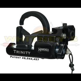 Hamskea Archery Solutions Hamskea Trinity Hunter Micro-Tune Rest- BLACK - Right Hand-211772