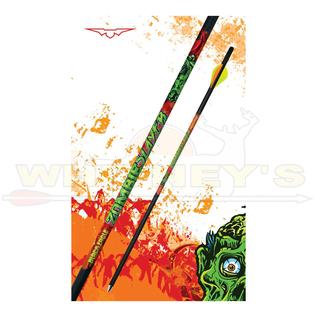 "Black Eagle Black Eagle Zombie Slayer X-Bow Fletched Arrows - .003"" - 6 PACK - 18"""