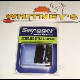Swagger LLC Swagger Bipod Standard Rifle Adaptor