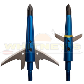 Swhacker Swhacker Broadheads-LMS -2 Blade- Curved -100 Gr.-3 Pack-261