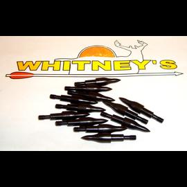 "Saunders Archery Saunders 19/64"", 100 grain Combo Points - Dozen"