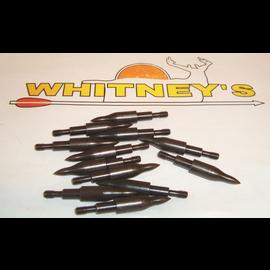 "Saunders Archery Saunders 19/64"", 125 Grain Combo Points -  Dozen"