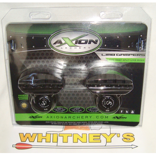 """Axion Archery Axion Rubber Mount Limb Dampers Large (Fits 3/4"""" To 1"""" Gap)"""