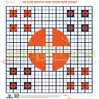 .30-06 Outdoors 30-06 Outdoors-100 YD Sight Grid Target 20 Ct.