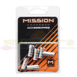Mission Mission Nock 6 Count Package-80680