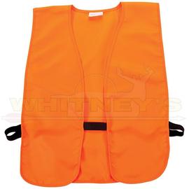 Allen Company Allen Big Man Saftey Vest Flo Orange - XL/2XL
