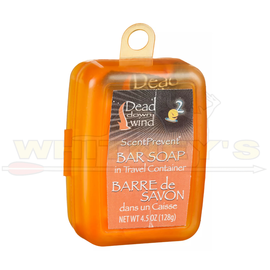 Dead Down Wind, LLC Dead Down Wind Scent Prevent All Natural Bar Soap  Travel Case 4.5 oz.