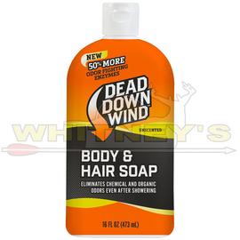 Dead Down Wind, LLC Dead Down Wind Scent Prevent Body Wash & Shampoo 16 fl. oz.