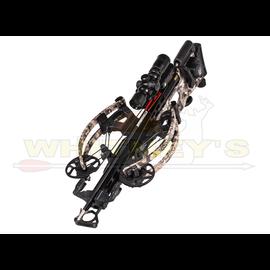 TenPoint TenPoint XR-410 Acudraw Pro, Rangemaster Pro Scope, 3 Pro Elite Arrows, Quiver, In True Timber Camo