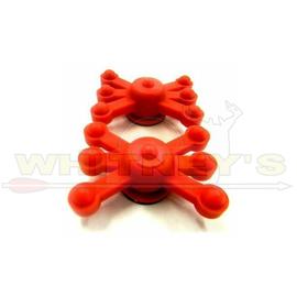 BowJax Inc. BowJax Orange Monster Jax Solid Limb Dampener