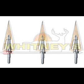 Steel Force Steel Force 4 Blade Premium Broadhead, 125gr.- SF25723