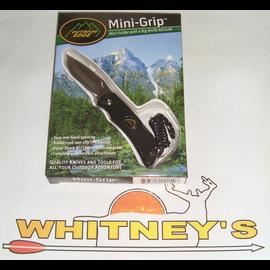 Outdoor Edge Outdoor Edge Mini-Grip Knife-Black-MG-10C