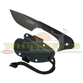 Outdoor Edge Outdoor Edge All-Purpose Multi-Carry Knife-Le Duck Survival Knife-BLACK-LDK-30C