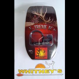 Trophy Taker Trophy Taker X-Treme FC Pro - Black 3100