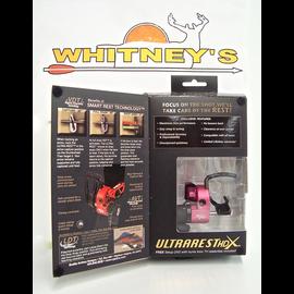 Quality Archery Design QAD Ultra-Rest HDX Pink - LH