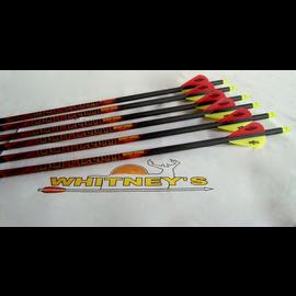 Black Eagle Black Eagle Outlaw Arrows  - 400 - Half Dz.
