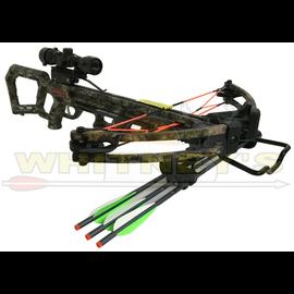 TenPoint TenPoint Warrior Ultra Lite Multi Line Scope Package
