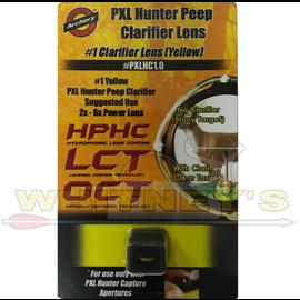 Specialty Archery, LLC Specialty Archery 1.0 PXL Hunter Peep Clarifier (YELLOW)