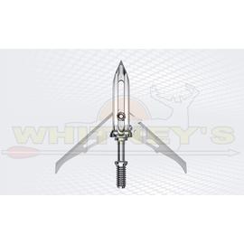 "Ravin Crossbows LLC Ravin Steel Broadheads-450fps-2"" Cut-100gr. - R101"
