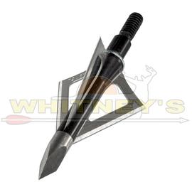 """Wasp Archery Products Wasp Archery - Hammer -100 Gr. Broadheads- 3 Blade -  1 3/16"""" Cut-7100"""
