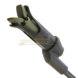 """Saunders Archery Saunders VUDU X String Dampener - 3/8"""" Rod"""