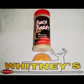 Buck Stop Lure Company Buck Stop Buck Beads Hot Mate-Triks Doe-In-Heat Deer Scent Shaker