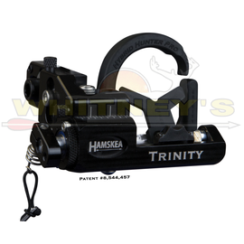 Hamskea Archery Solutions Hamskea Trinity Hunter Micro-Tune Rest- BLACK - LEFT Hand-211882