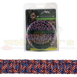 Jakt Gear Jakt Gear My Sling-A-Ling Magnetic Paracord Bow Sling - STARS/STRIPES CAMO