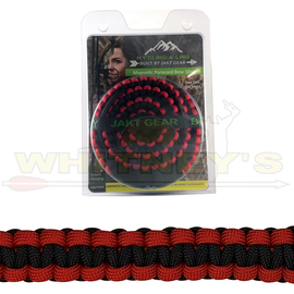 Jakt Gear Jakt Gear My Sling-A-Ling Magnetic Paracord Bow Sling - BLACK/RED