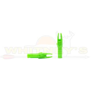 Bohning Company, LTD Bohning Nock Blazer Neon Green 12 PK- 1003NG