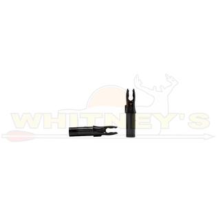 Bohning Company, LTD Bohning Nock Blazer Black 12PK- 1003BK