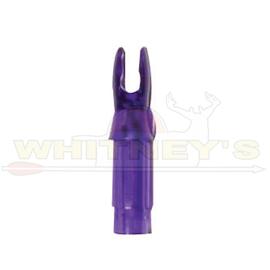 Bohning Company, LTD Bohning Blazer Nock Purple 12 PK- 1003PU
