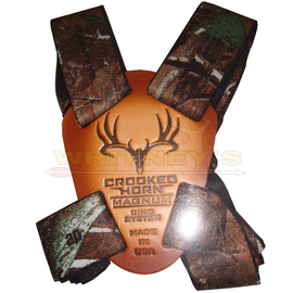 "Crooked Horn Outfitters Crooked Horn Outfitters Magnum 1.25"" Camo Bino System"