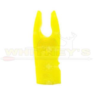 Bohning Company, LTD Bohning Nock Blazer Neon Yellow 12 PK- 1003NY