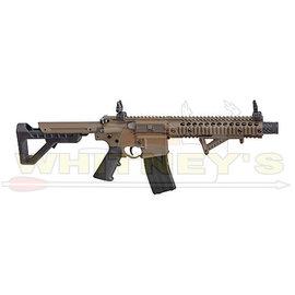 Crosman Crosman DPMS-SBR BB Air Rifle, Full Auto Blowback Action, Flat Dark Earth Edition