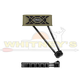 Mathews Mathews Archery-Q-Lite -2PC -Quiver- Green Ambush- Right Hand-80408