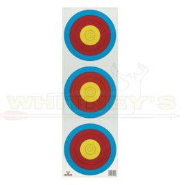 .30-06 Outdoors .30-06 Outdoors-3 Spot -Paper Target 100 CT