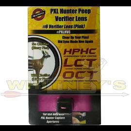 Specialty Archery, LLC Specialty Archery #6 Pink PXL Hunter Peep Verifier
