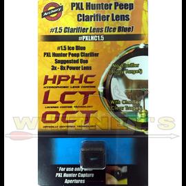 Specialty Archery, LLC Specialty Archery 1.5 PXL Hunter Peep Clarifier (Ice Blue)
