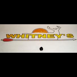 """Specialty Archery, LLC Specialty Archery  3/32"""" Aperture W/#1 Clarifier Lens (YELLOW)"""