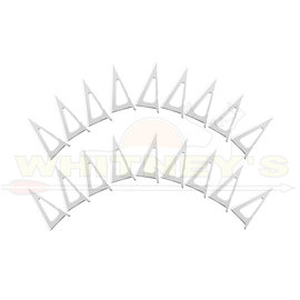 New Archery Products (NAP) NAP Thunderhead Replacement Blades 125 Gr.-60-115