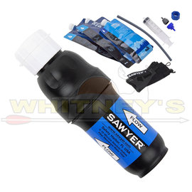 Sawyer Sawyer Point One Squeeze Water Filter System, Includes Two 1L Pouches- SP129
