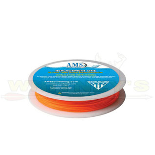 AMS AMS Bowfishing 25 Yards 200# Line - ORANGE