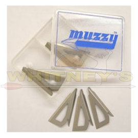 Muzzy Products Muzzy 3-Blade Replacement Broadhead Blades-320-MX3